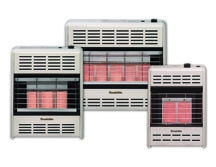 Hearthrite 25 000 Btu Vent Free Radiant Heater With