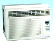 Fedders 8,000 Btu. 110 Volt Cool With Electric Heat Window Air Conditioner